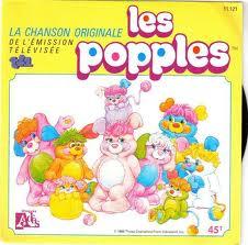 POPPLES (Mattel) 1986 Sss10