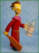THE SIMPSONS   (BANDAI-PLAYMATES)  2001 Taille11