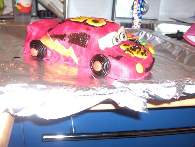 Cars quatre roues : Flash McQueen et ses amis - Page 2 Hpim2526