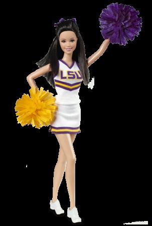 University Barbie doll Louisi10