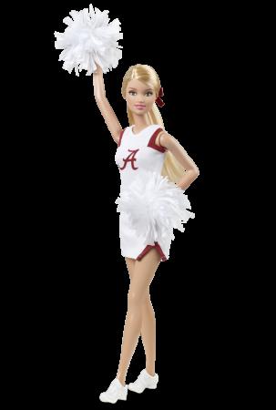 University Barbie doll Univer10