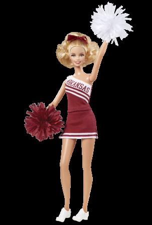 University Barbie doll Univer11