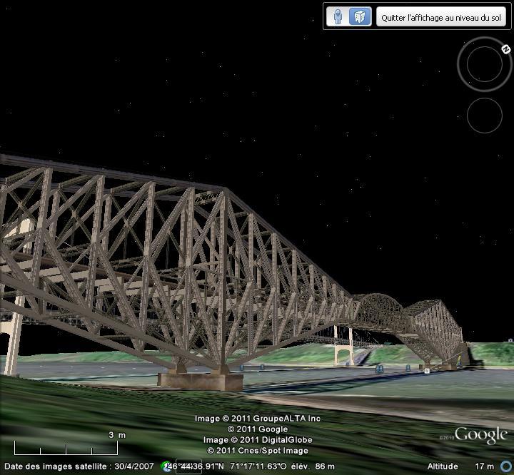 Ponts parallèles à Québec, Québec, Canada 2_pont13