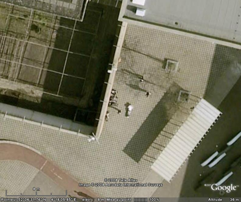 Heure des push-ups pour ce prisonnier à Scheveningen - Pays-Bas Insoli10