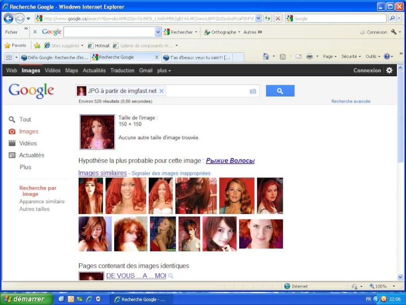Défis Google: Recherche d'images à partir d'une Image Test_a10