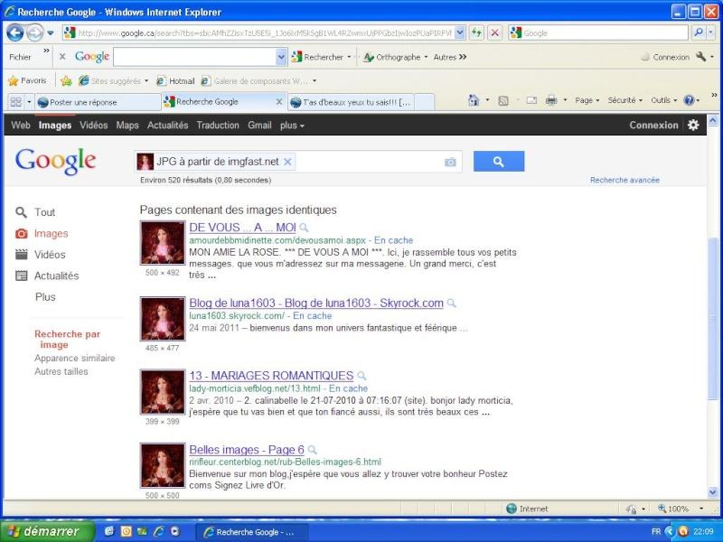 Défis Google: Recherche d'images à partir d'une Image Test_a11