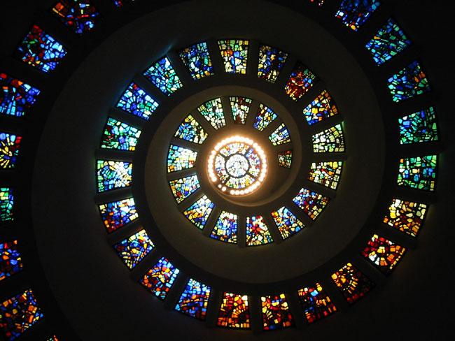 Chapelle Thanksgiving Square, Dallas, Texas - USA Thanks10