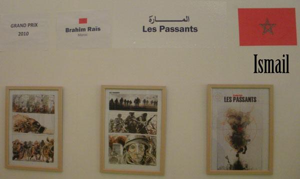 La Bande Dessinée en Algérie  - Page 2 2012