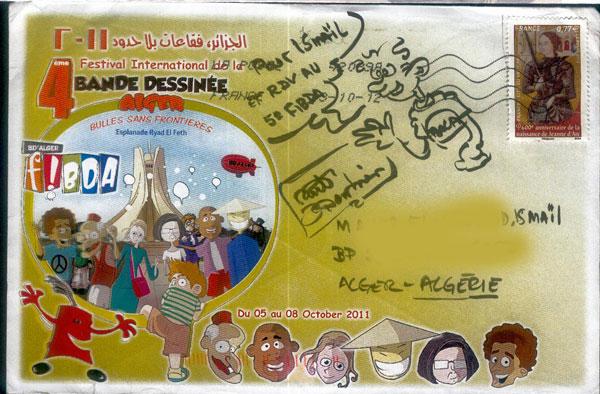 La Bande Dessinée en Algérie  - Page 3 2105