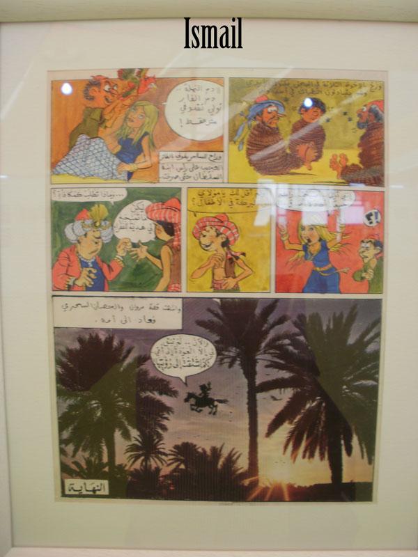 La Bande Dessinée en Algérie  - Page 2 2311