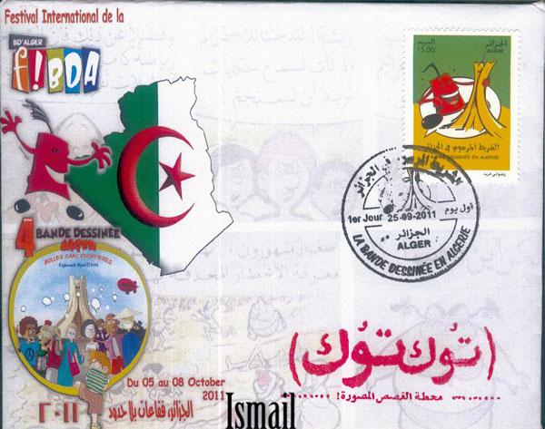 La Bande Dessinée en Algérie  - Page 2 319