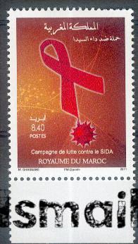 Maroc 2011: Lutte contre le SIDA 415