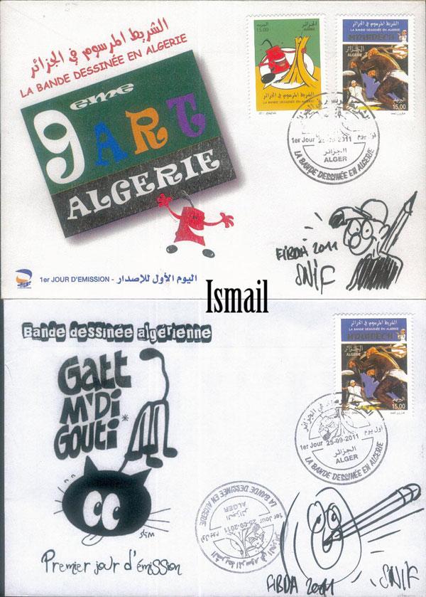 La Bande Dessinée en Algérie  - Page 2 424