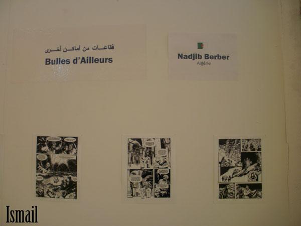 La Bande Dessinée en Algérie  - Page 2 521