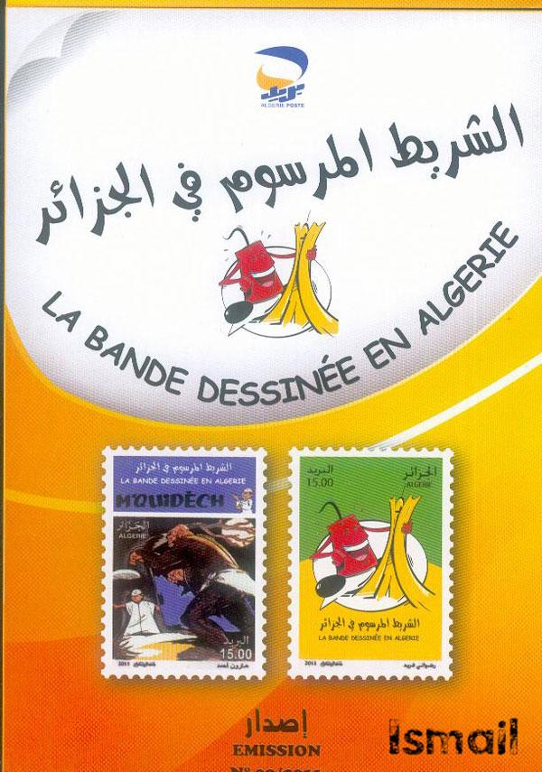 La Bande Dessinée en Algérie  617