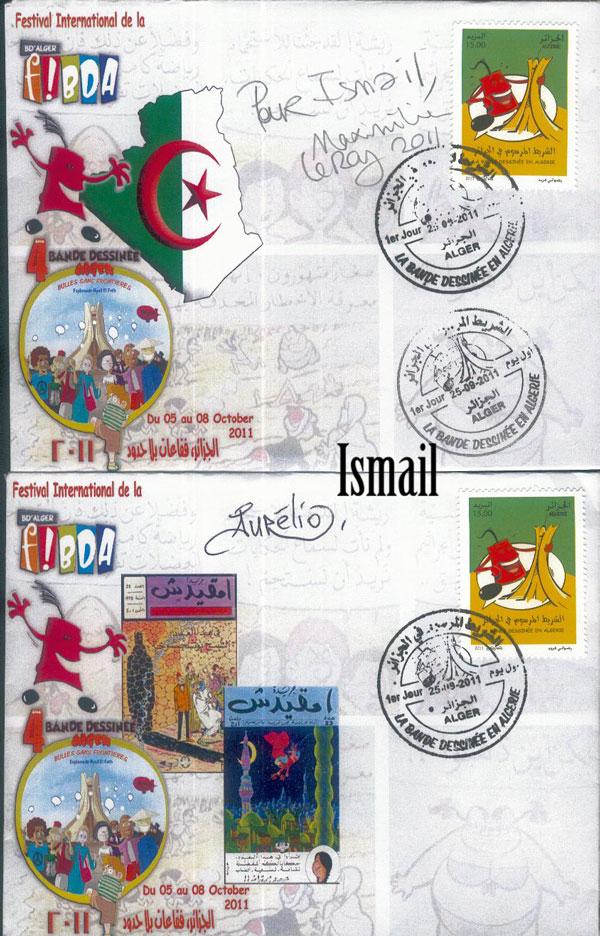 La Bande Dessinée en Algérie  - Page 2 621