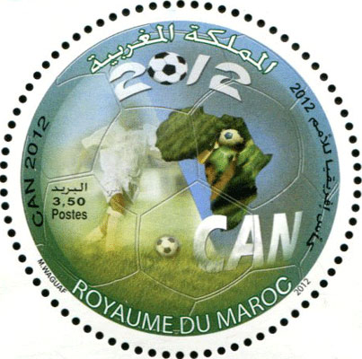 Maroc 2012 : CAN 2012 Can20110