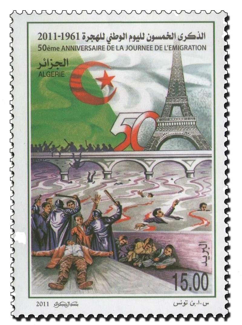 Emission du 17 Octobre 2011 50ème Anniversaire de la Journée Emigra11