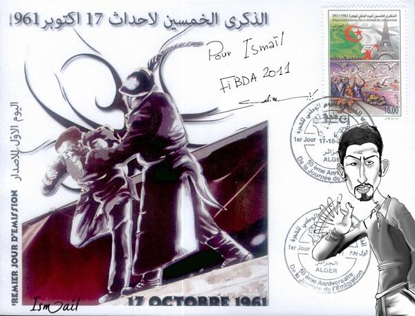 Emission du 17 Octobre 2011 50ème Anniversaire de la Journée Smail210