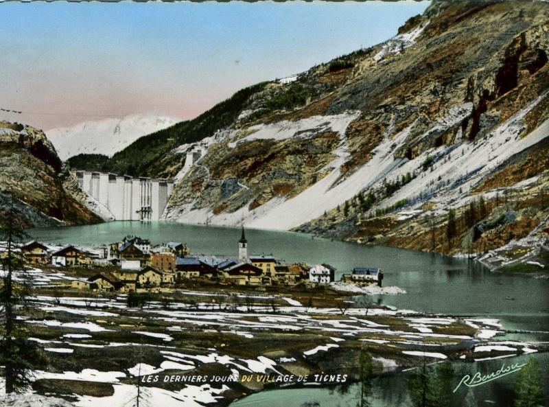 [Tignes] Le barrage de Tignes et les aménagements liés - Page 4 Barrag10