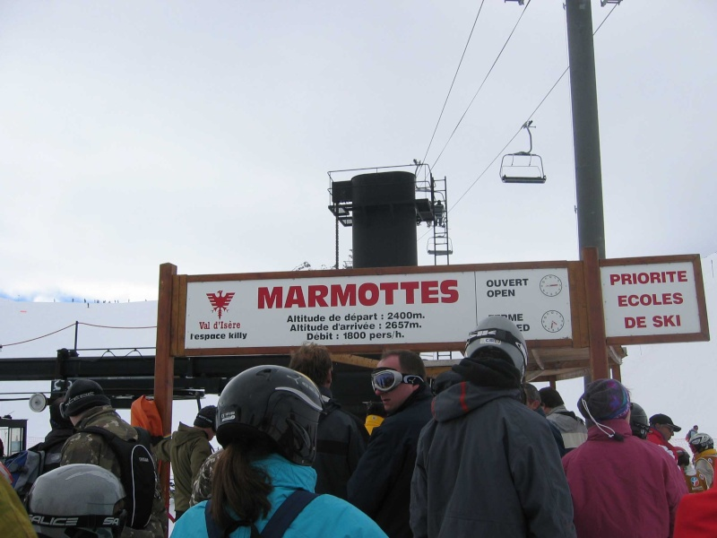[Val d'Isère] TSF3 Marmottes avant remplacement été 2008 Marmot10