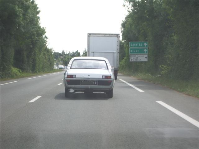 R15 et R 17 vues sur la route Imgp0510