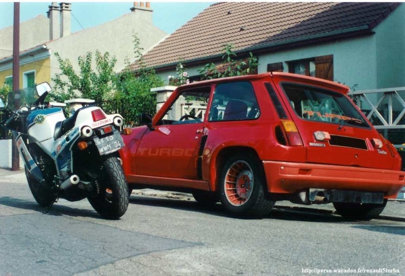 Consommables R5 turbo 2 Turbo110