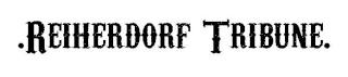 Reiherdorf Tribune Sans_t13