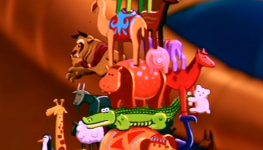 Similitudes et clins d'œil dans les films Disney ! - Page 2 18_dis10