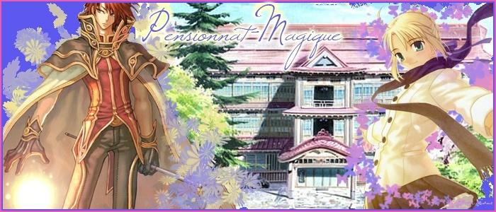 Pensionnat Magique