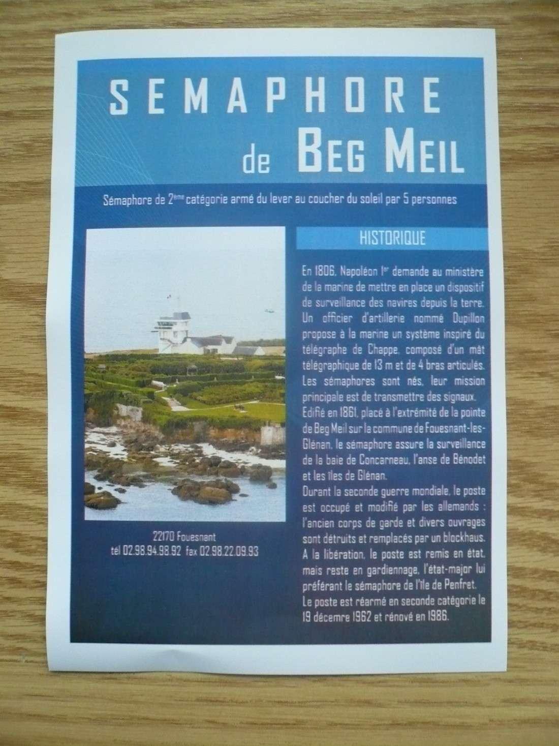 SÉMAPHORE - BEG MEIL (FINISTÈRE) - Page 3 124