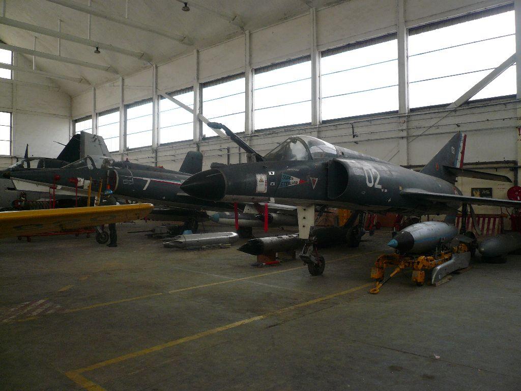 [ Les Musées en rapport avec la Marine ] Musée de l'Aeronautique Navale de Rochefort - Page 2 12_sup10