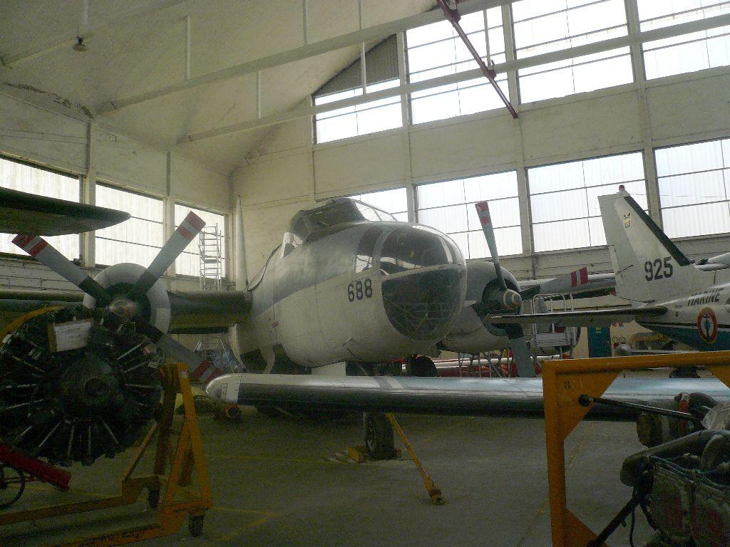 [ Les Musées en rapport avec la Marine ] Musée de l'Aeronautique Navale de Rochefort - Page 2 14_cel10