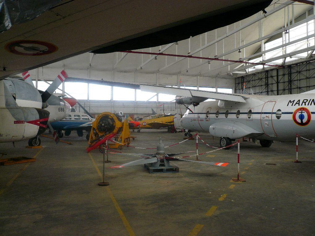 [ Les Musées en rapport avec la Marine ] Musée de l'Aeronautique Navale de Rochefort - Page 2 15_mai10