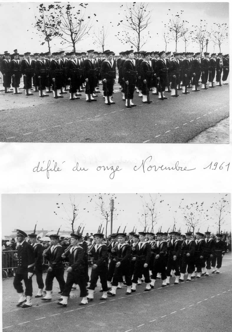 [ École des Mousses ] 61/62 2ieme cie 1bis10