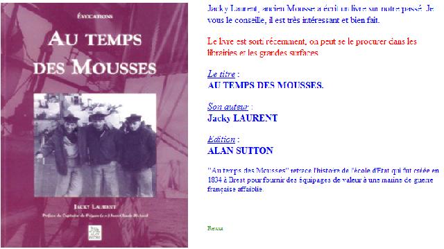 [ École des Mousses ] 2ème Cie Avril 58 - Mars 59 2008-013