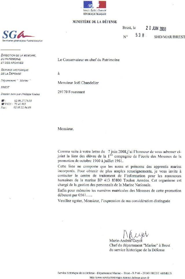 [ École des Mousses ] Promotion 60/61 1ère Compagnie - Page 3 Copie107