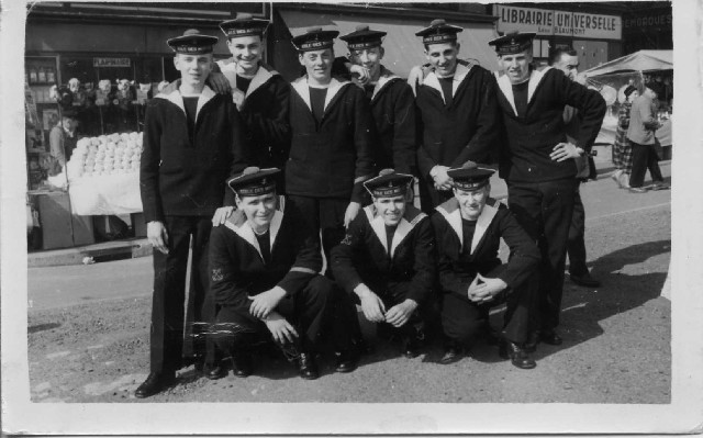 [ École des Mousses ] Promotion 60/61 1ère Compagnie - Page 2 Copie_88