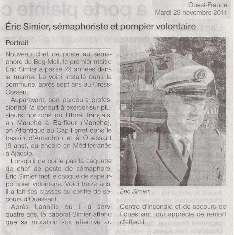 SÉMAPHORE - BEG MEIL (FINISTÈRE) - Page 3 Eric10