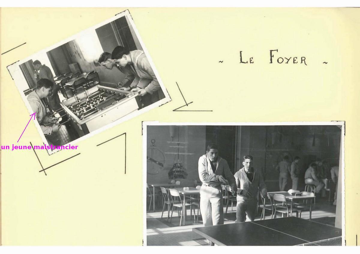 [ École des Mousses ] 1ère compagnie 61/62 - Page 3 Foyer_10