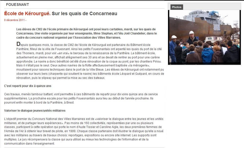 LE PORT DE CONCARNEAU - Volume 004 - Page 32 Kerour10