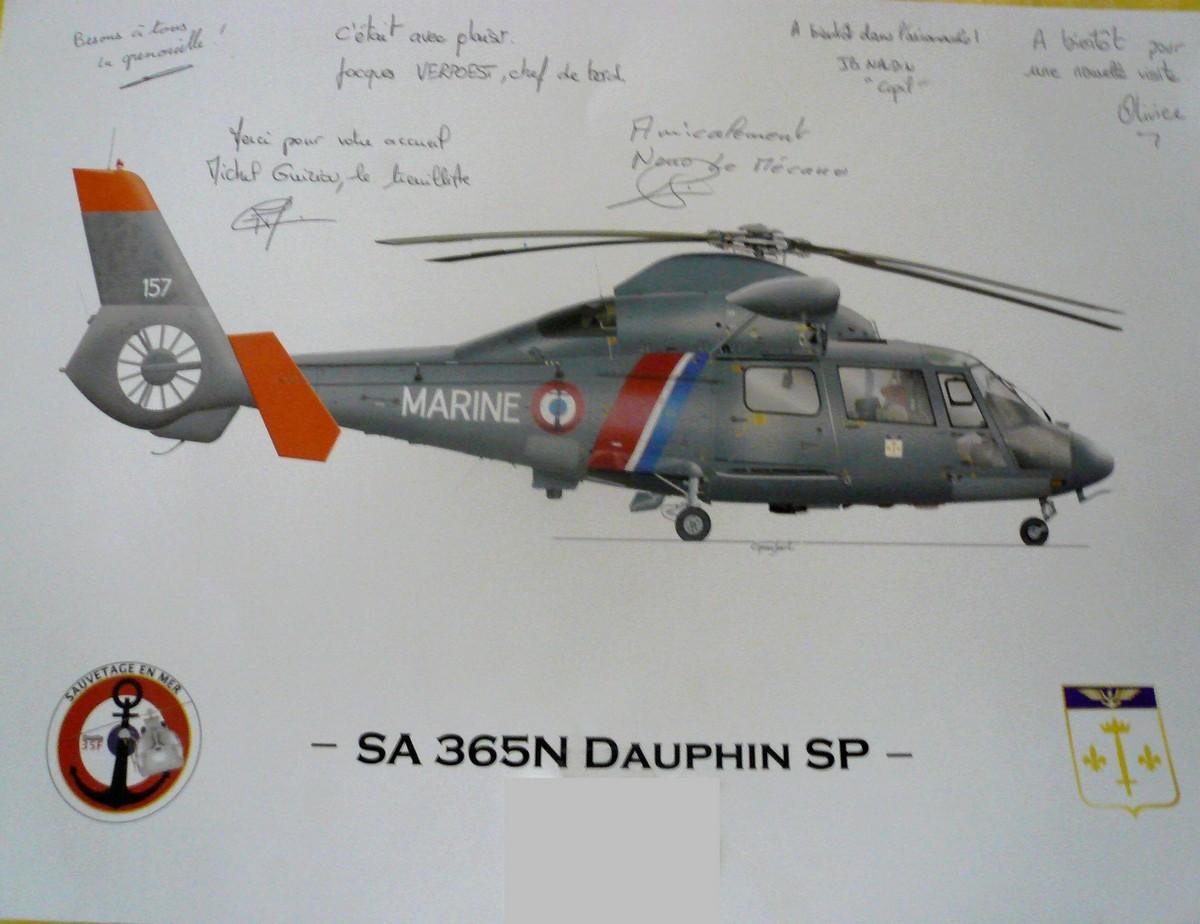 [ Aéronavale divers ] Hélicoptère DAUPHIN - Page 4 P1090311