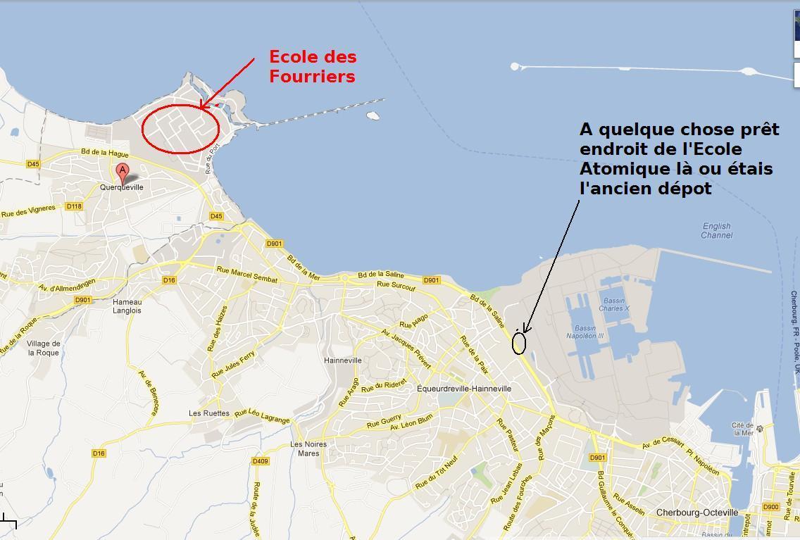 [Activité des ports hors Marine] LE PORT DE CHERBOURG - Page 12 Querqu10