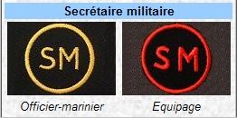 LA SPÉCIALITÉ DE SECRÉTAIRE MILITAIRE - Page 2 Sm10
