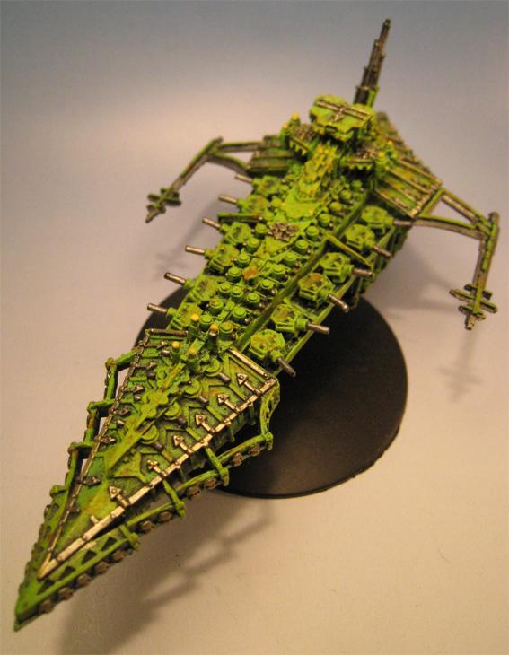La flotte du Secteur Burgundianionis Desola10