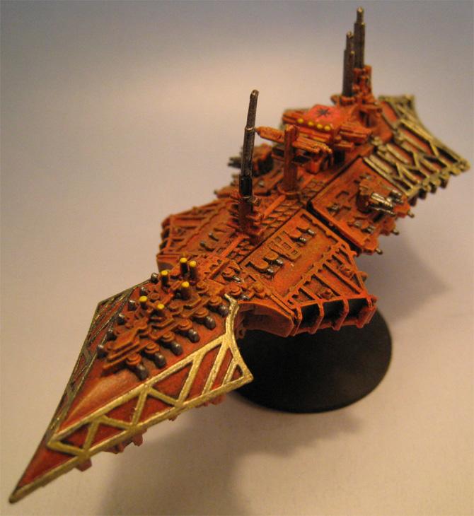 La flotte du Secteur Burgundianionis Devast10
