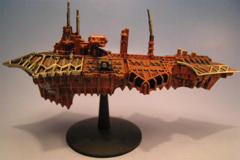 La flotte du Secteur Burgundianionis Devast11