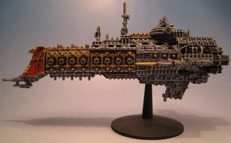 La flotte du Secteur Burgundianionis Domina15