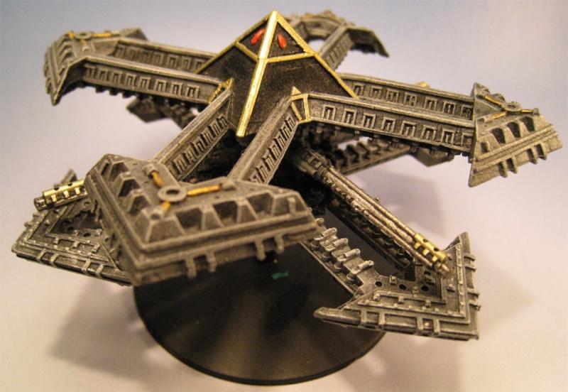 La flotte du Secteur Burgundianionis Forter10
