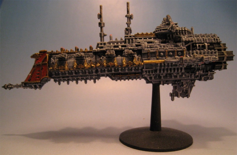 La flotte du Secteur Burgundianionis Gothic10